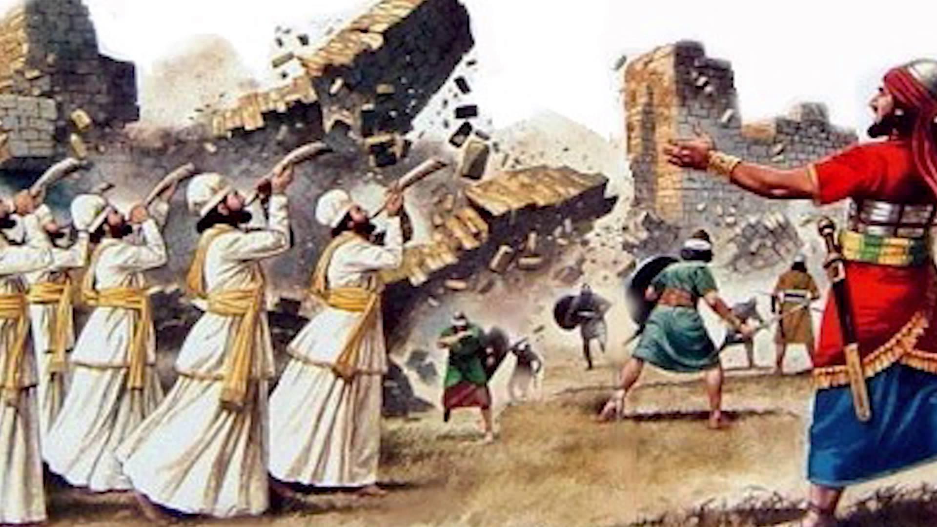 L Histoire De Jéricho Et Nous Prédications Adventistes